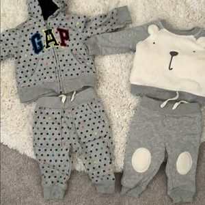 Baby gap Sweatsuits